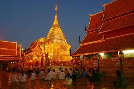 Doi Sutept Chiang Mai